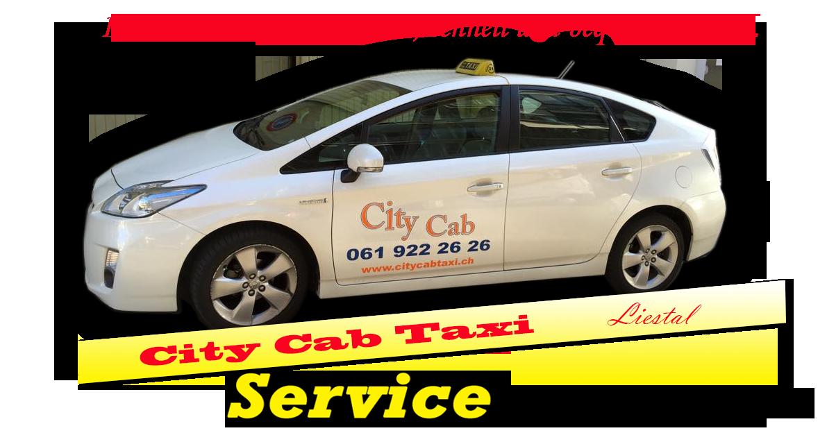 City Cab Taxi liestal